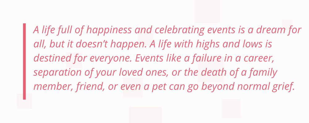 why am I sad- quote