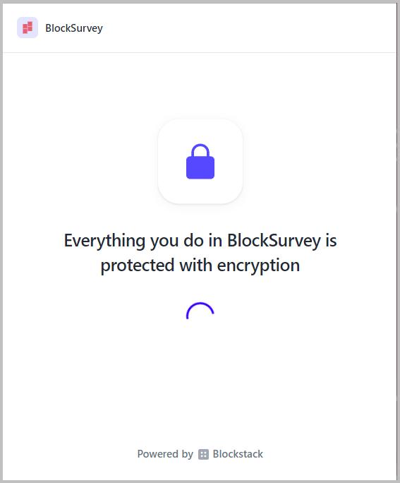 Blocksurvey Auth