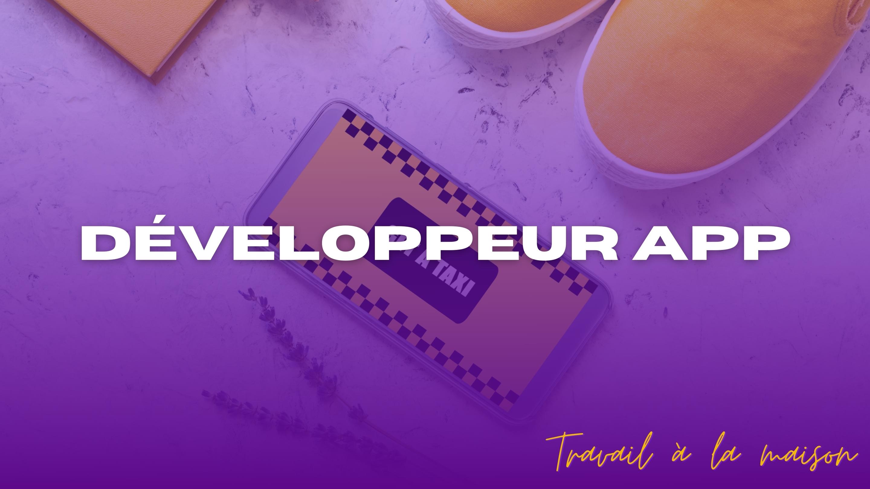 Developpeur d'App