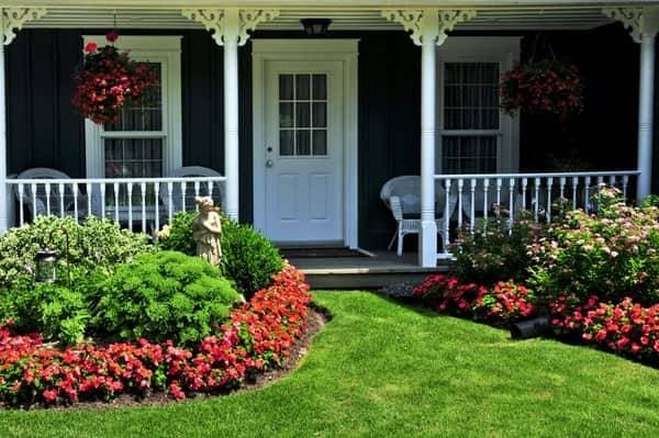 gardens orientation-plants for north side of house-north facing landscape ideas-southeast flowers-north facing landscape ideas-north facing plants-north facing garden