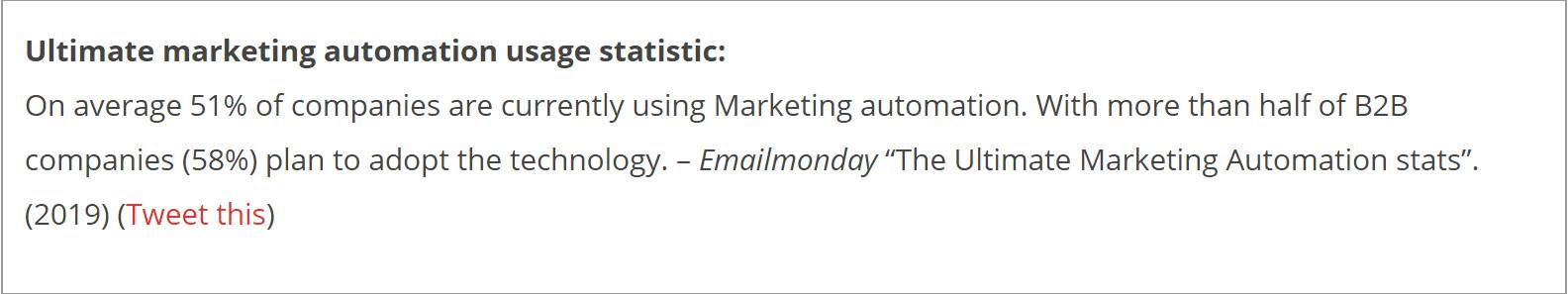 Best CRM Email Marketing Automation Platforms Software trend