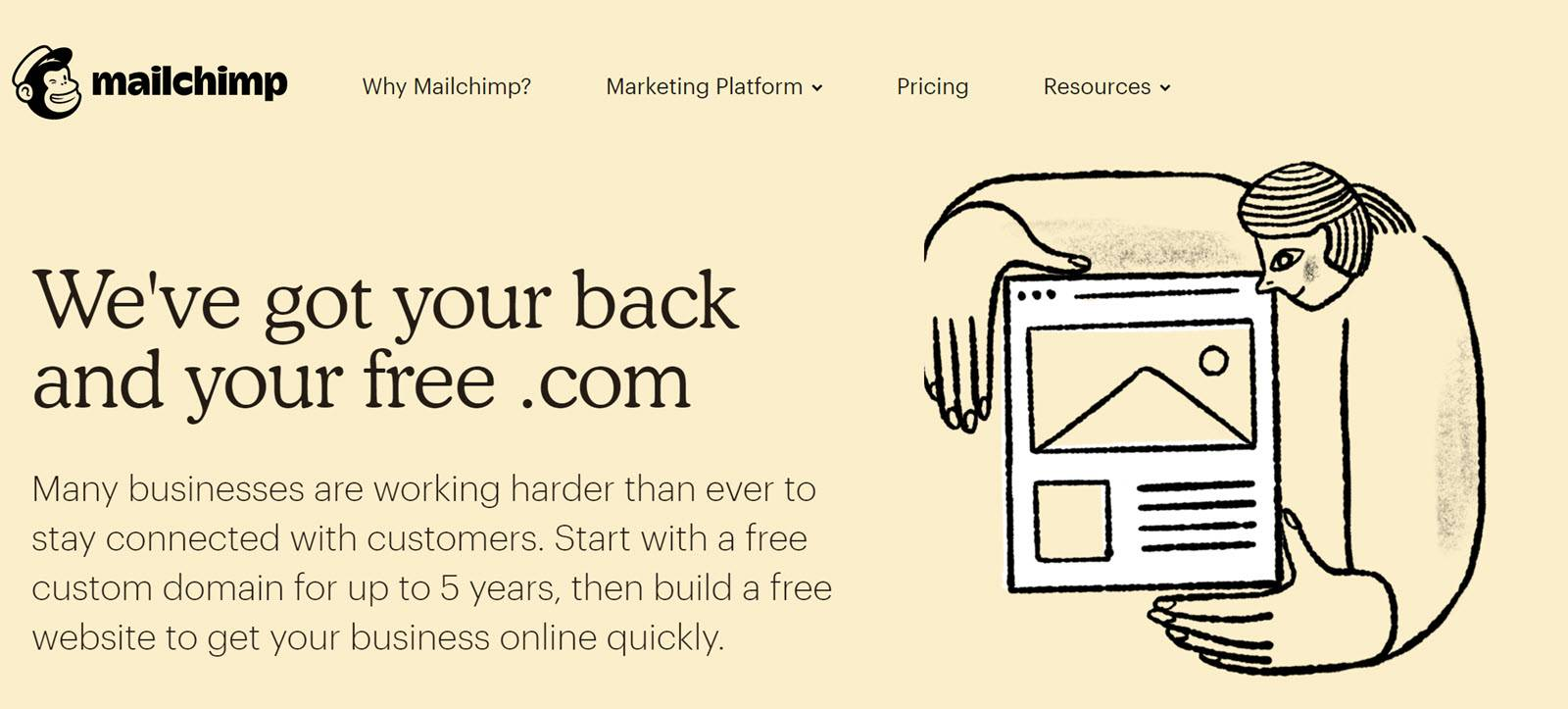 Best CRM Email Marketing Automation Platform - Mailchimp