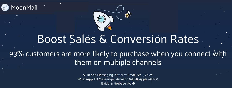 Best CRM Email Marketing Automation Platform - Moonmail