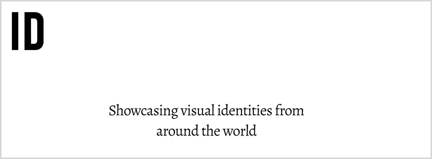 Identity designed Graphic Design Blogs