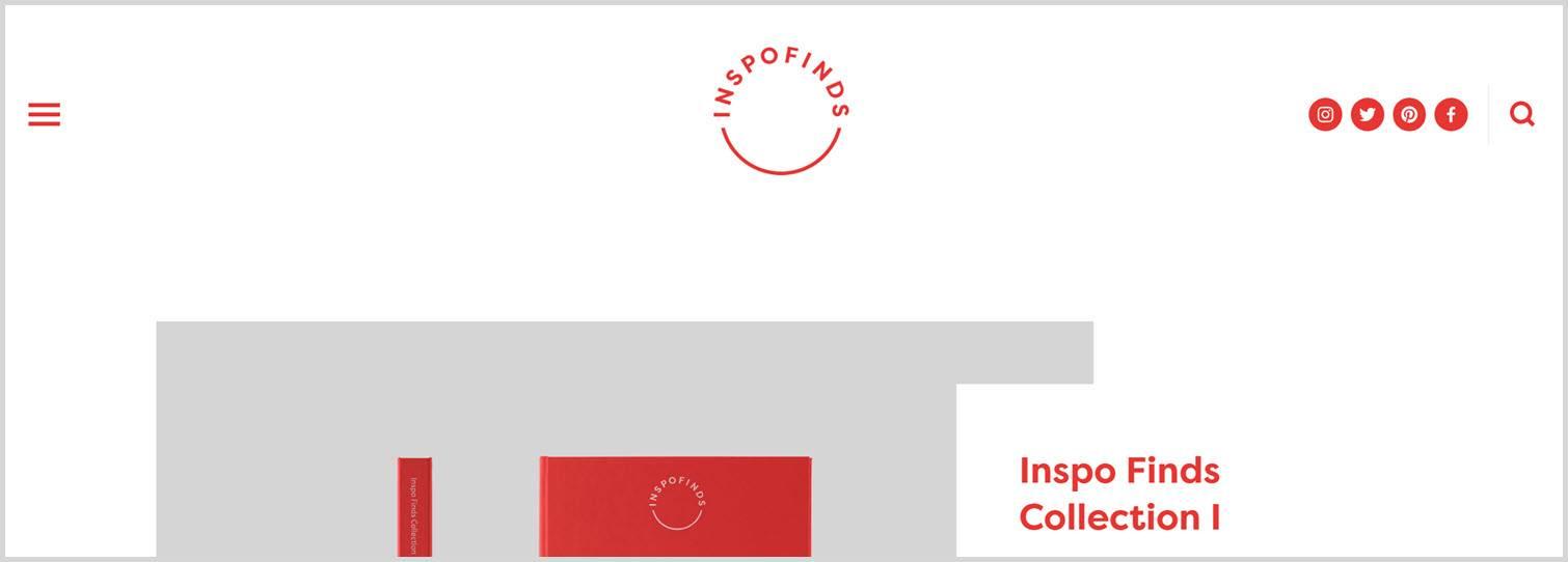 Inspo finds Graphic Design Blogs