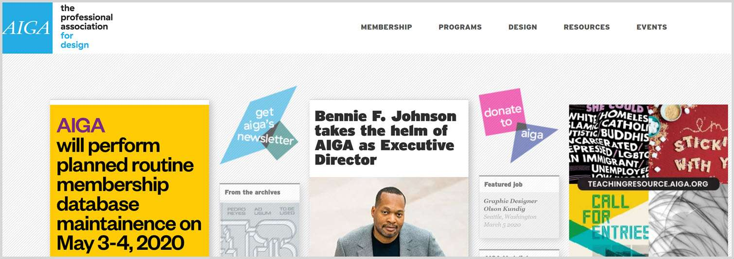 Aiga Graphic Design Blogs