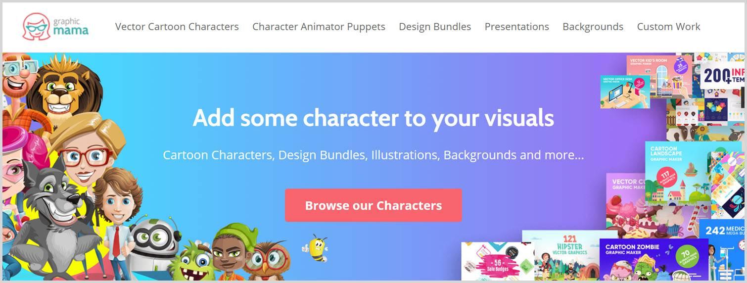 GraphicMama Graphic Design Blogs