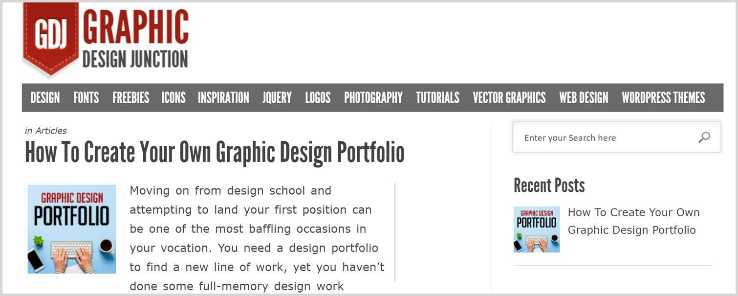 Graphic design junction Graphic Design Blogs