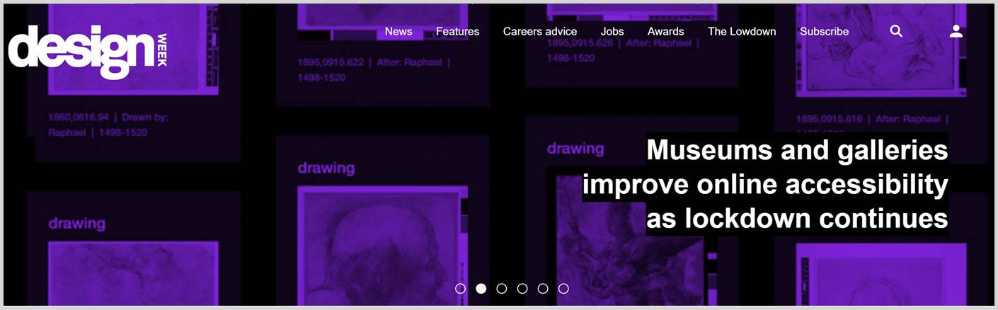 Design week Graphic Design Blogs