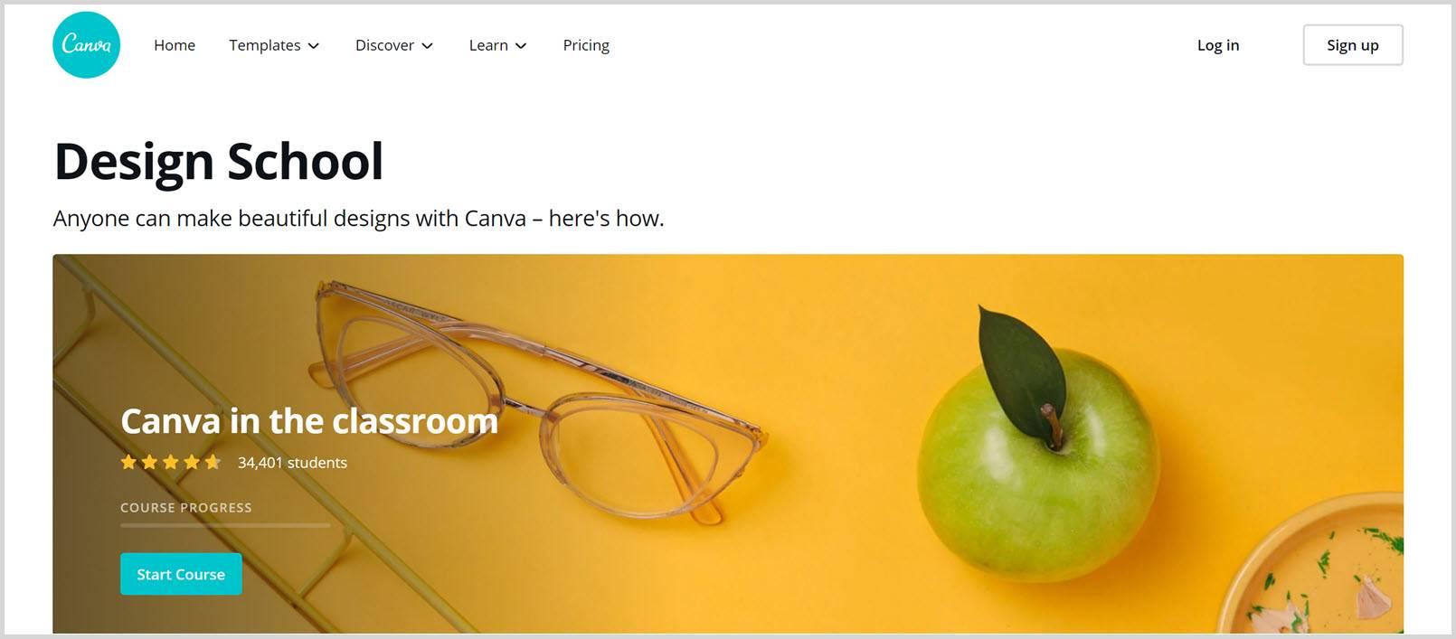 Canva - Graphic Design Blogs