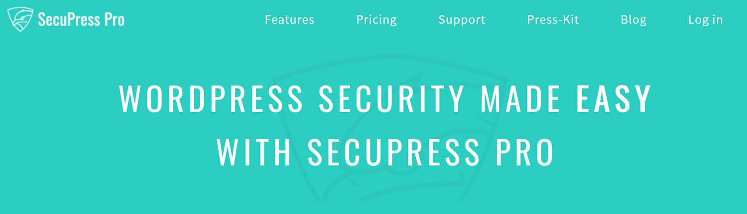 best wordpress security plugins SecuPress