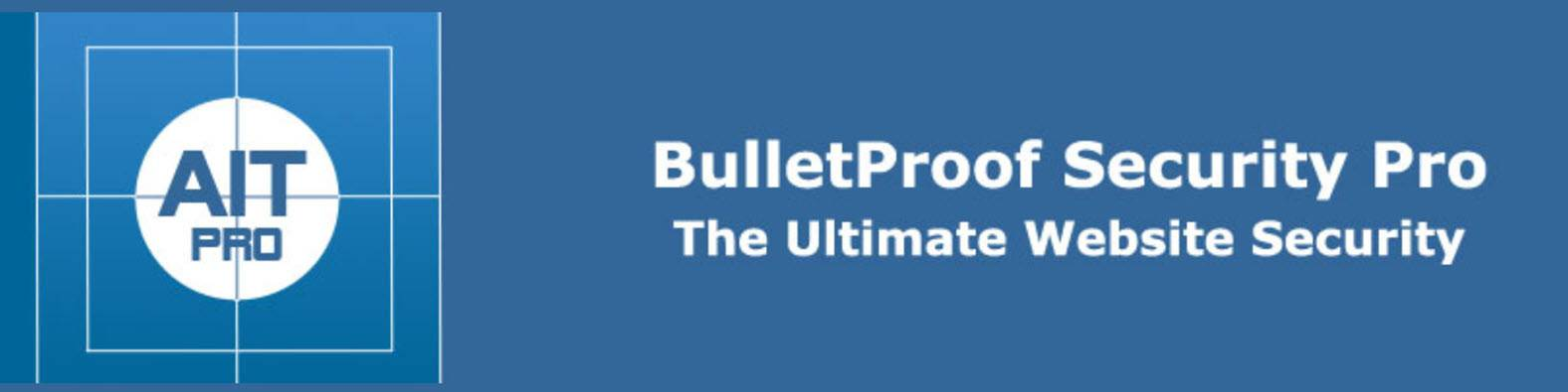 best wordpress security plugins Bulletproof