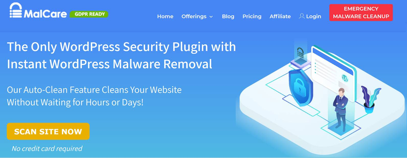 best wordpress security plugins - Malcare