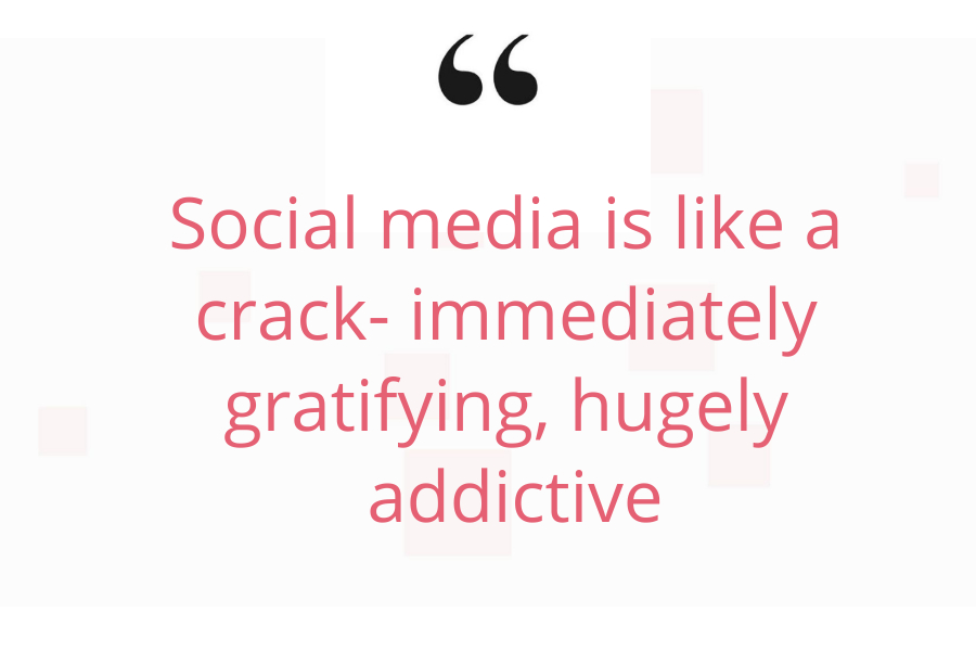 social media addiction quote