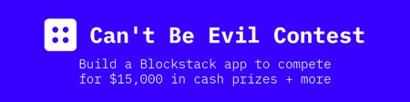 cant be evil hackathon